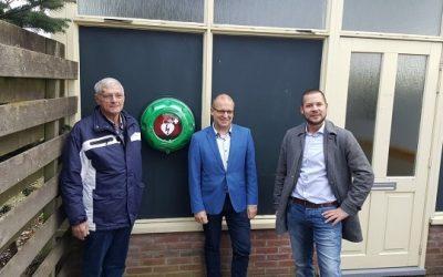 AED voor Den Ham